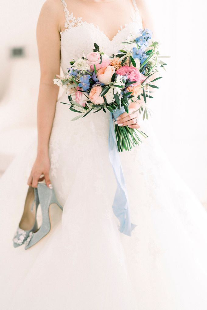 Romantic Spring Wedding by Blushing Grace Wedding and Events - 015