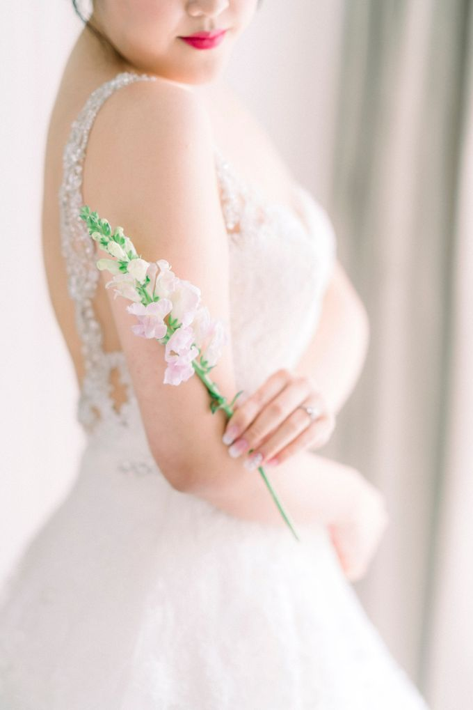 Romantic Spring Wedding by Blushing Grace Wedding and Events - 016