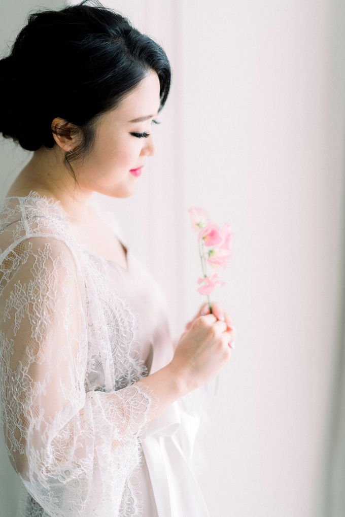 Romantic Spring Wedding by Blushing Grace Wedding and Events - 004