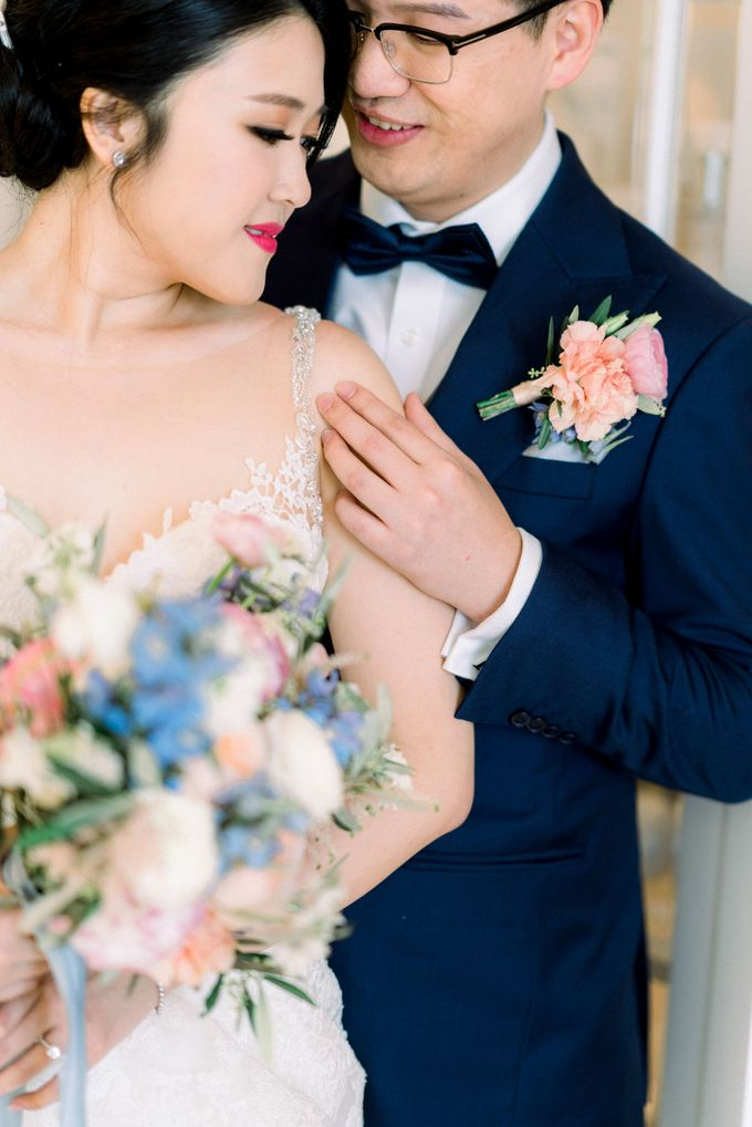 Romantic Spring Wedding by Blushing Grace Wedding and Events - 019