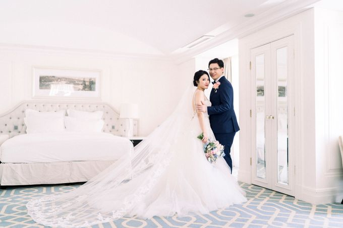 Romantic Spring Wedding by Blushing Grace Wedding and Events - 022