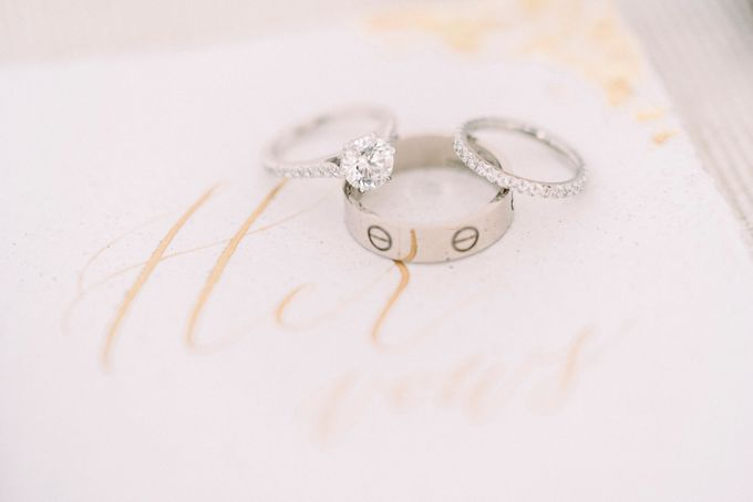 Romantic Spring Wedding by Blushing Grace Wedding and Events - 003