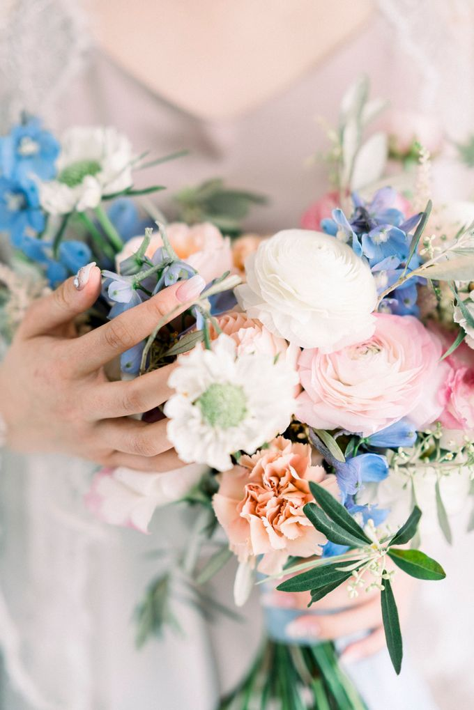 Romantic Spring Wedding by Blushing Grace Wedding and Events - 006