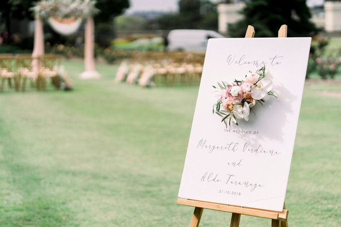 Romantic Spring Wedding by Blushing Grace Wedding and Events - 030