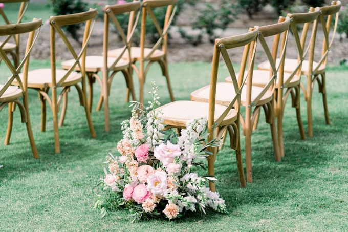 Romantic Spring Wedding by Blushing Grace Wedding and Events - 031