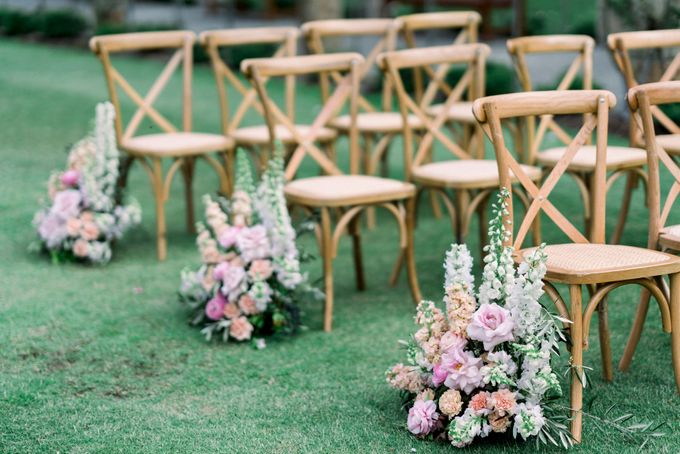 Romantic Spring Wedding by Blushing Grace Wedding and Events - 033