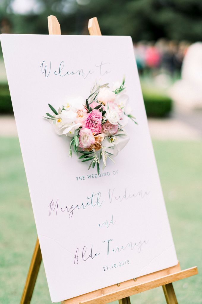 Romantic Spring Wedding by Blushing Grace Wedding and Events - 034