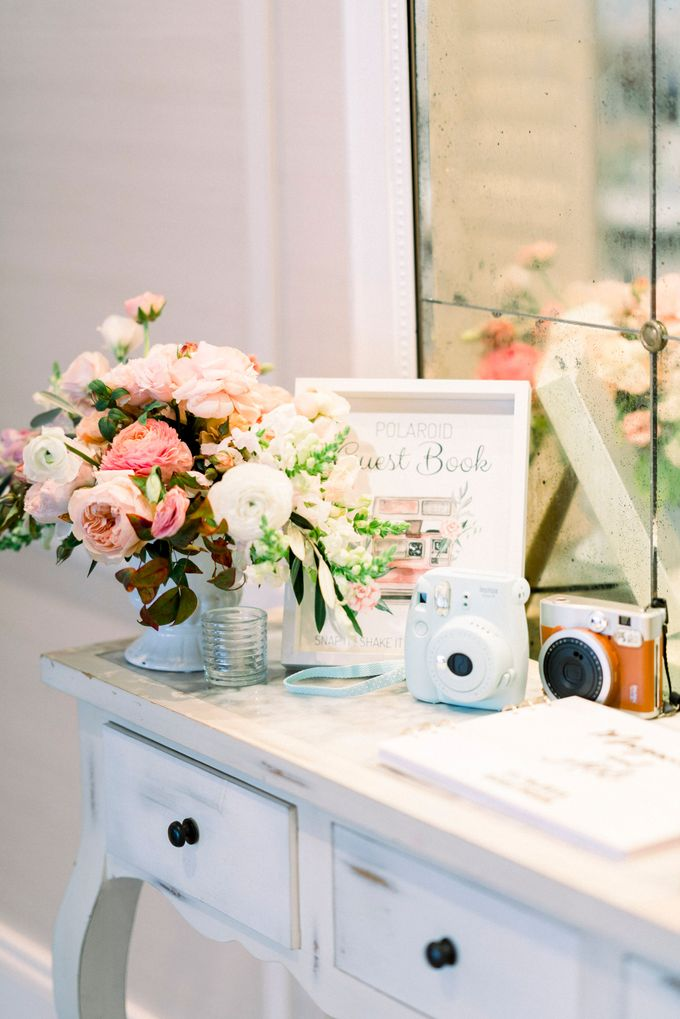 Romantic Spring Wedding by Blushing Grace Wedding and Events - 039