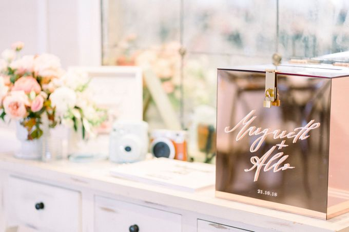 Romantic Spring Wedding by Blushing Grace Wedding and Events - 044
