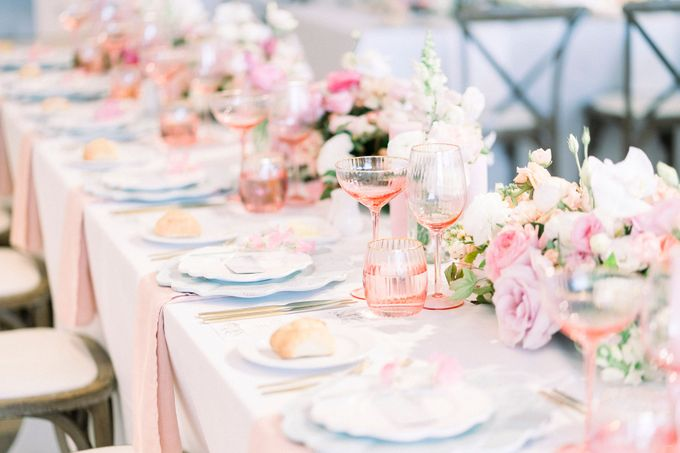 Romantic Spring Wedding by Blushing Grace Wedding and Events - 045