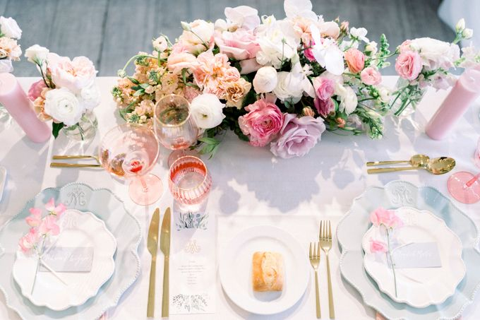 Romantic Spring Wedding by Blushing Grace Wedding and Events - 046