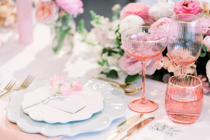 Romantic Spring Wedding by Blushing Grace Wedding and Events - 047