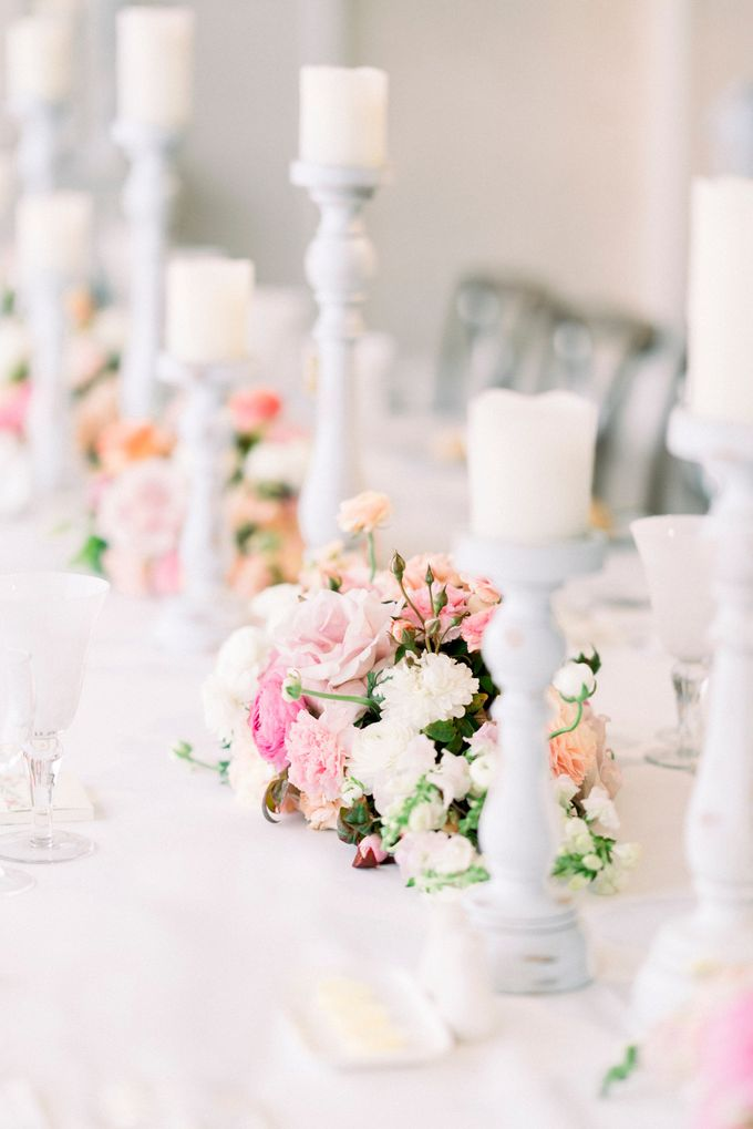 Romantic Spring Wedding by Blushing Grace Wedding and Events - 048