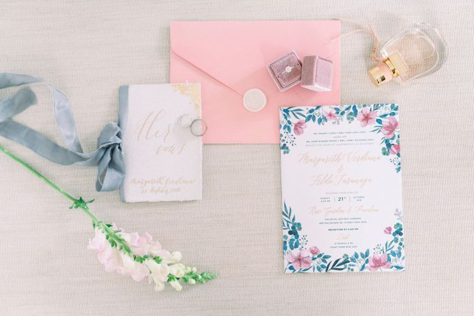 Romantic Spring Wedding by Blushing Grace Wedding and Events - 009