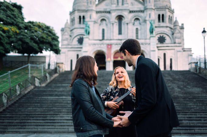 Vow renewal in Paris by Proposal & Elopement in Paris - 003