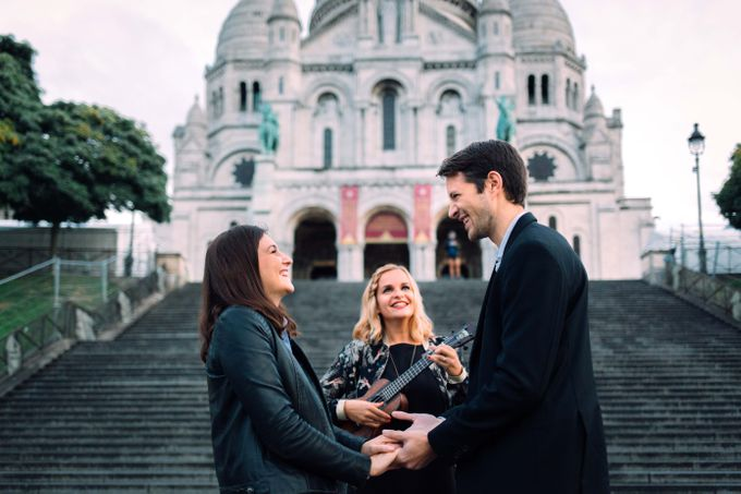 Proposal in Paris by Proposal & Elopement in Paris - 003