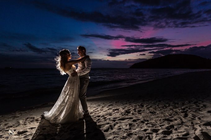 Maria & Yaniv Jewish wedding by Samui Weddings and Events - 011