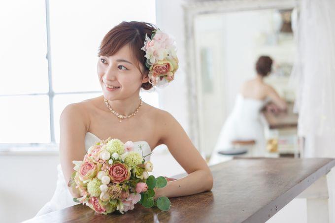 Milfelice Corsages by Milfelice Wedding - 001