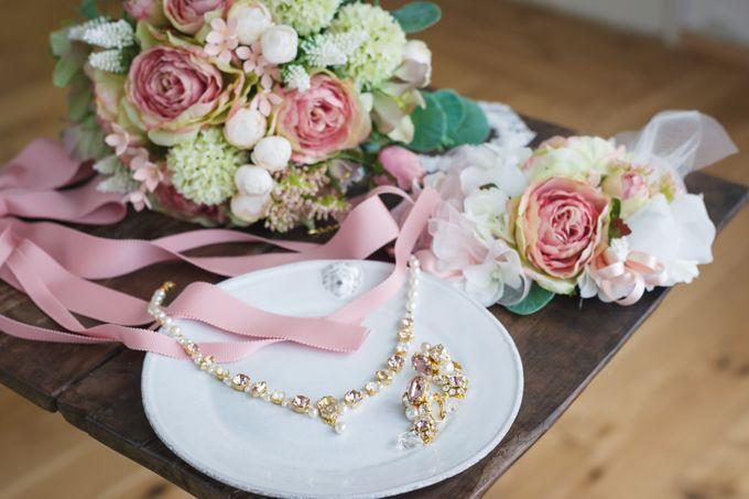 Milfelice Corsages by Milfelice Wedding - 004