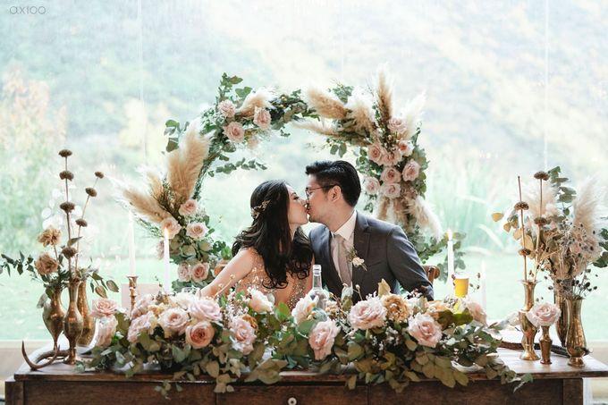 Winson & Vania Magical Destination Wedding by Jennifer Natasha - Jepher - 001