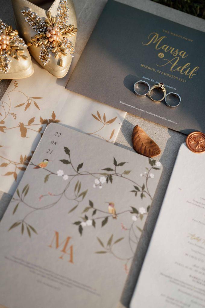 Marsa & Adif Wedding by AKSA Creative - 003