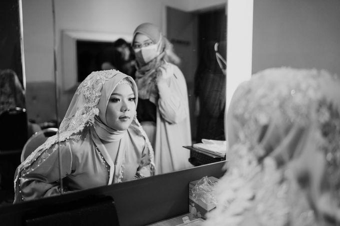 Marsa & Adif Wedding by AKSA Creative - 009