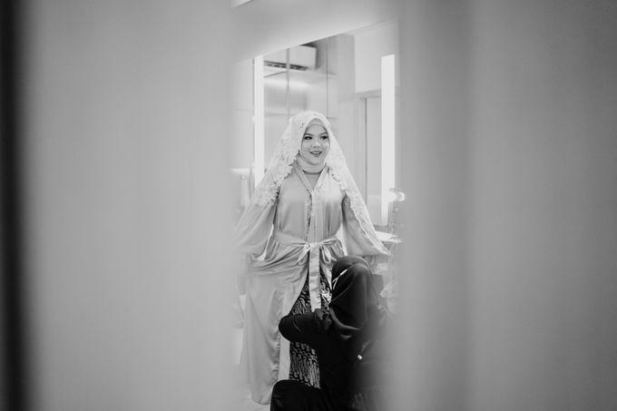 Marsa & Adif Wedding by AKSA Creative - 010