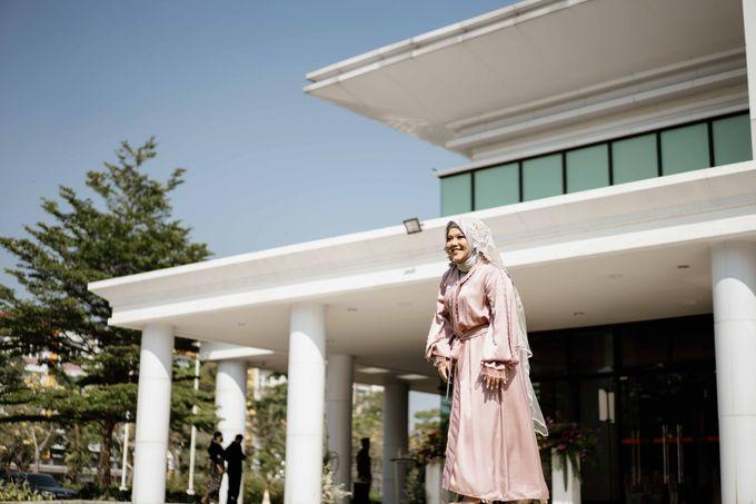 Marsa & Adif Wedding by AKSA Creative - 014