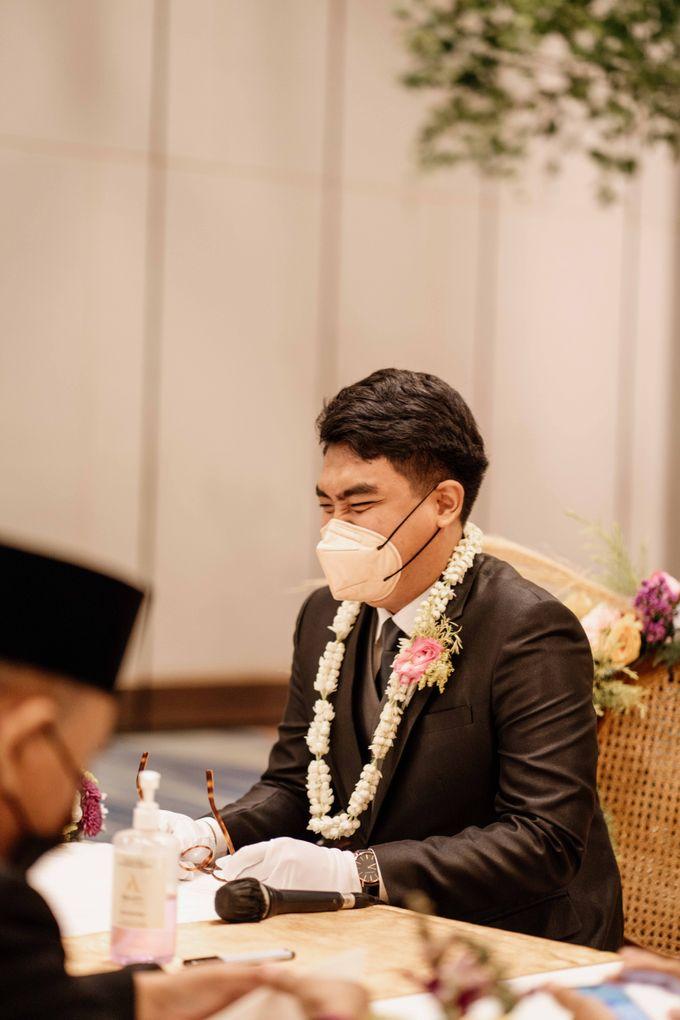 Marsa & Adif Wedding by AKSA Creative - 019