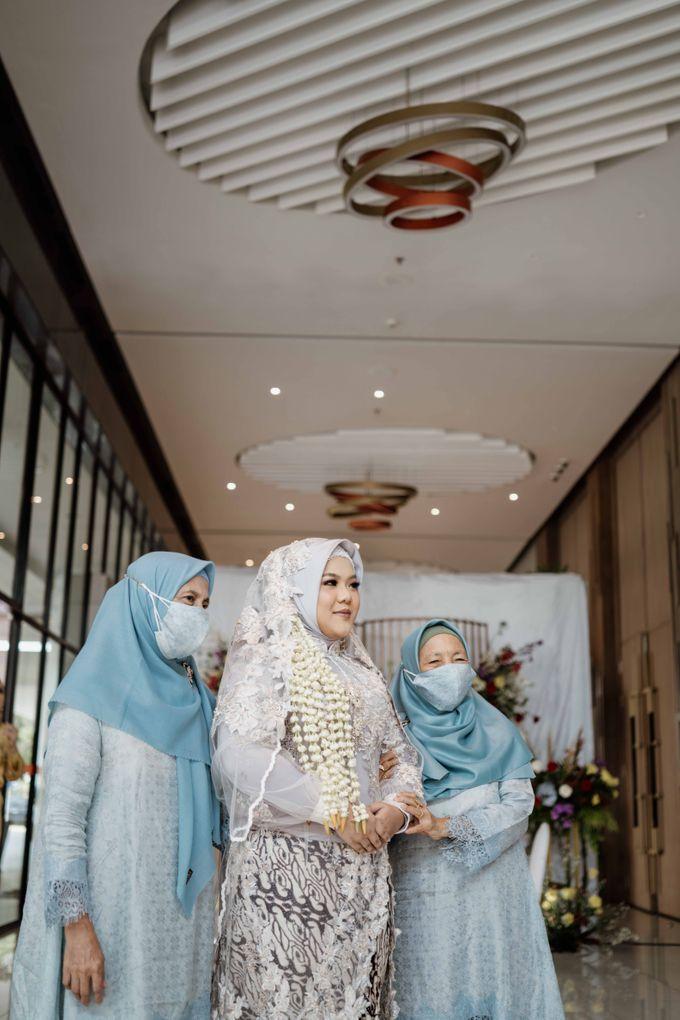 Marsa & Adif Wedding by AKSA Creative - 022