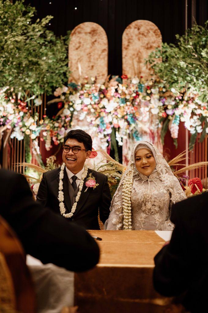 Marsa & Adif Wedding by AKSA Creative - 024