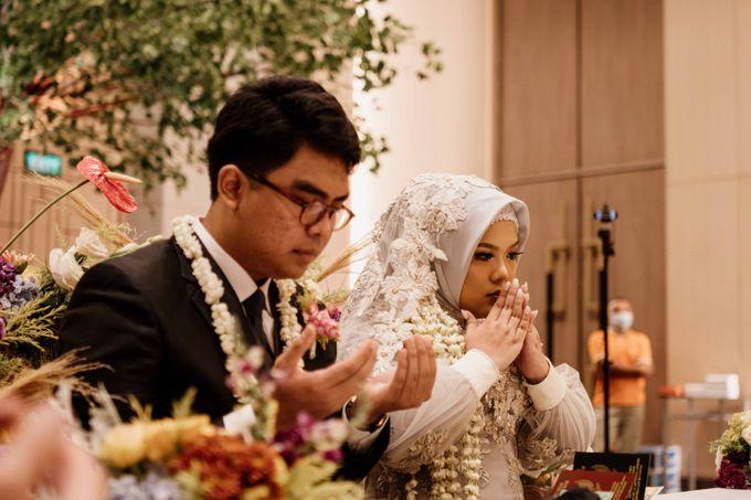 Marsa & Adif Wedding by AKSA Creative - 025