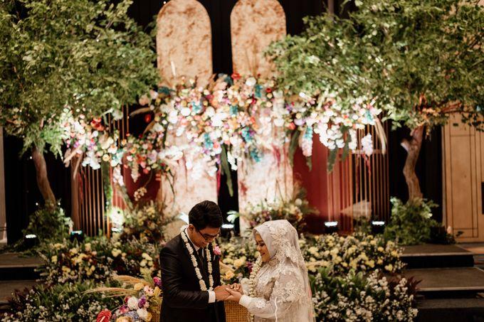 Marsa & Adif Wedding by AKSA Creative - 026