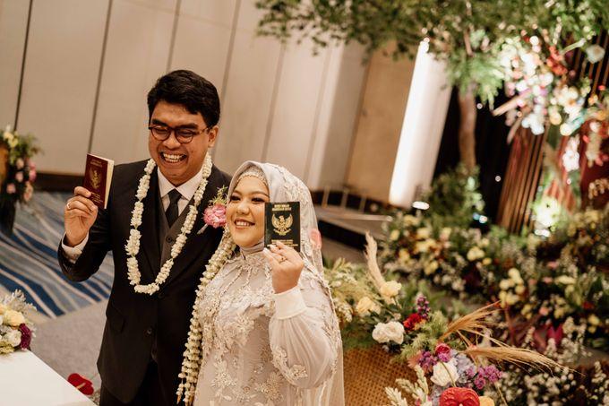 Marsa & Adif Wedding by AKSA Creative - 027