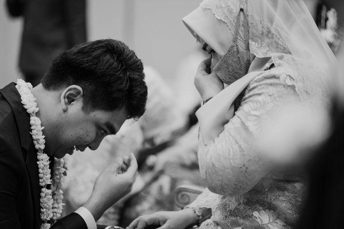 Marsa & Adif Wedding by AKSA Creative - 029