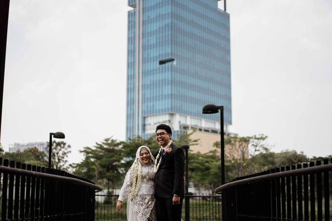 Marsa & Adif Wedding by AKSA Creative - 032