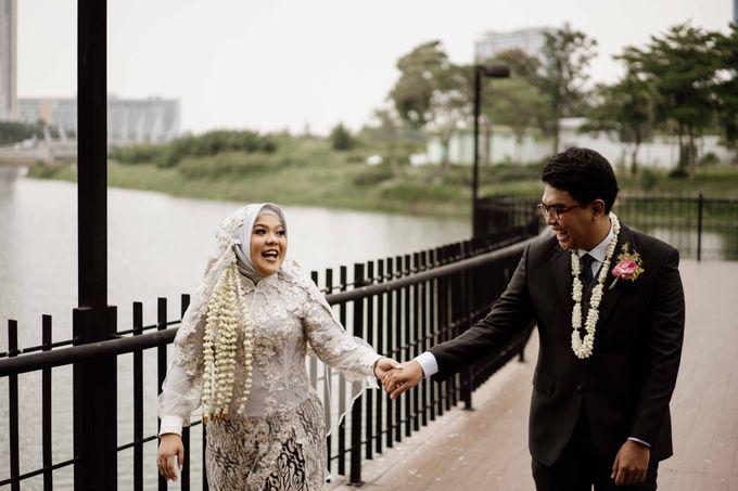 Marsa & Adif Wedding by AKSA Creative - 033