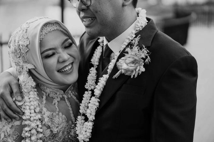 Marsa & Adif Wedding by AKSA Creative - 034