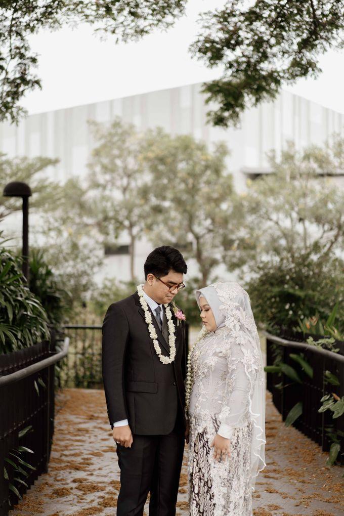 Marsa & Adif Wedding by AKSA Creative - 035