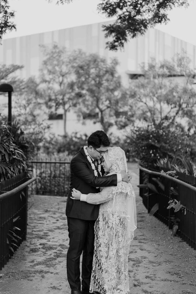 Marsa & Adif Wedding by AKSA Creative - 036