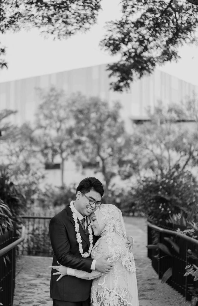 Marsa & Adif Wedding by AKSA Creative - 037