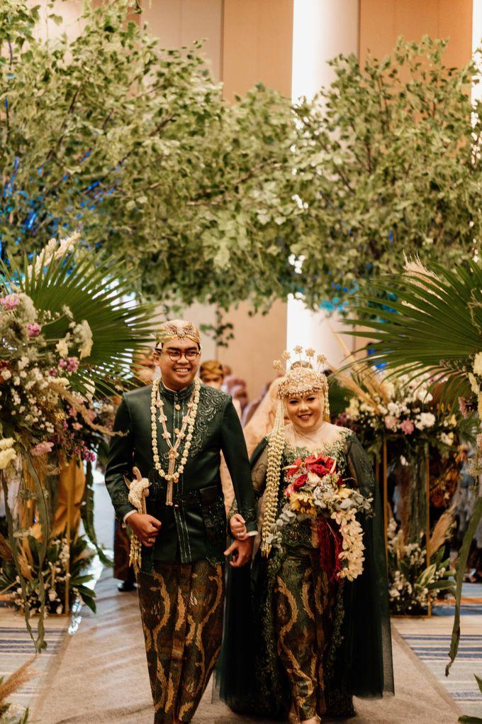 Marsa & Adif Wedding by AKSA Creative - 040