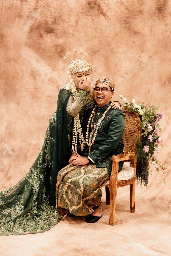 Marsa & Adif Wedding by AKSA Creative - 041