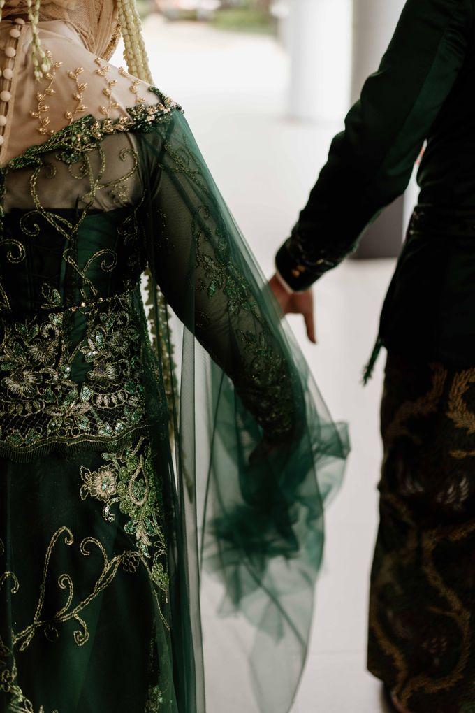 Marsa & Adif Wedding by AKSA Creative - 042