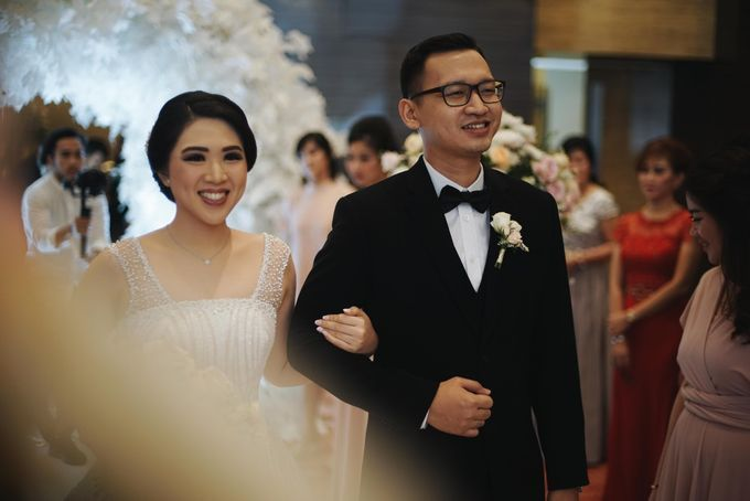 THE WEDDING OF ARY & MARSHA by The Wedding Boutique - 010