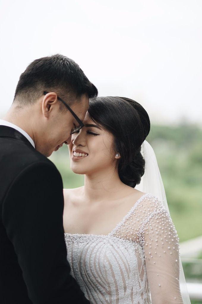 THE WEDDING OF ARY & MARSHA by The Wedding Boutique - 008