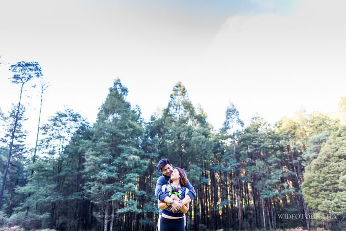 Prewedding of Marsha and Dimas by Widfotografia - 005