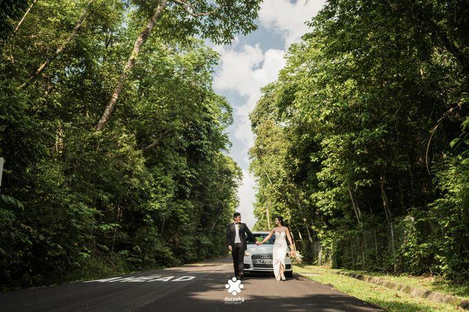 Martin Jnet Pre-Wedding | Strolling in a Park by Ducosky - 033