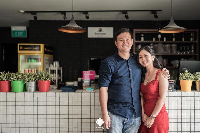 Martin Jnet Pre-Wedding | One Fine Date by Ducosky - 007