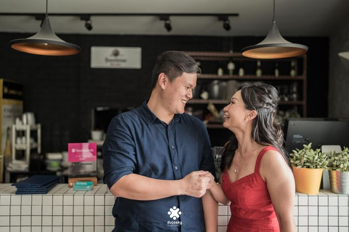 Martin Jnet Pre-Wedding | One Fine Date by Ducosky - 005